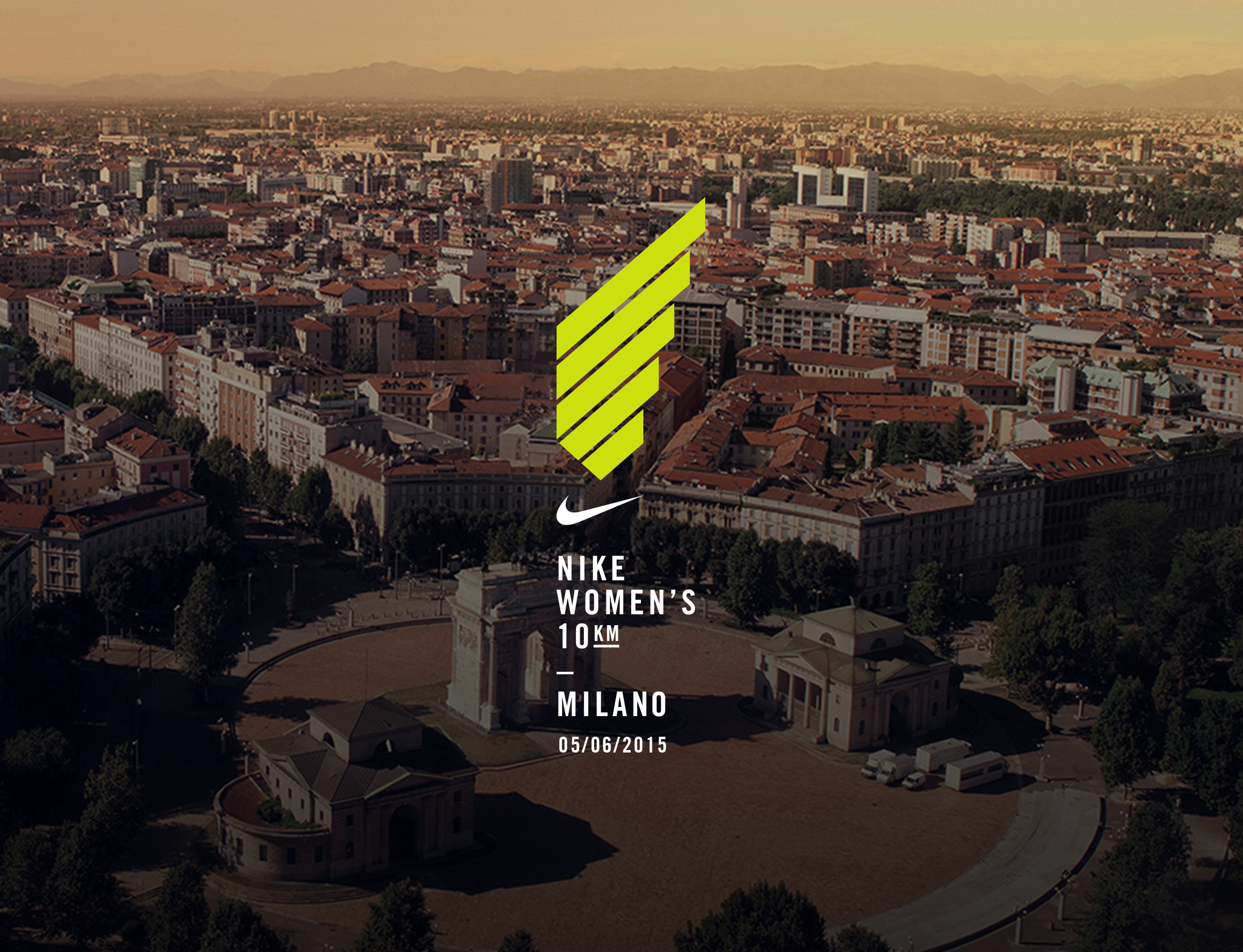 Nike Run Milano
